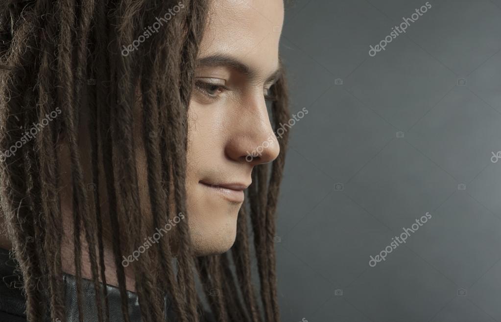 Сексуальный портрет человека