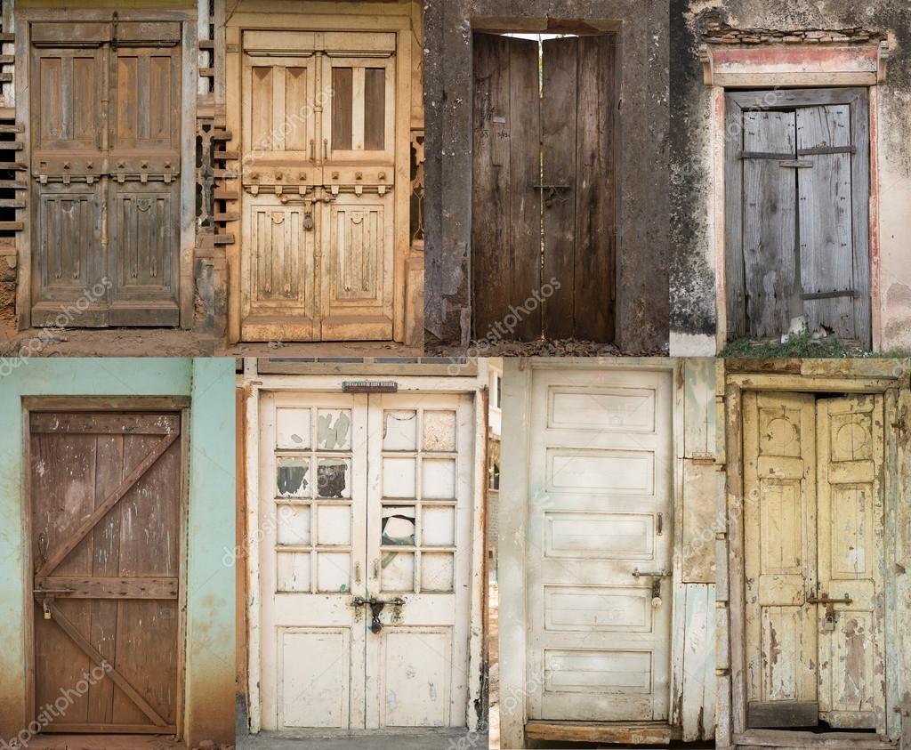 Fotos de puertas viejas de madera for Puertas viejas de madera