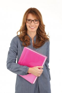 middle age female teacher