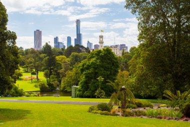 Melbourne Royal Botanical Gardens