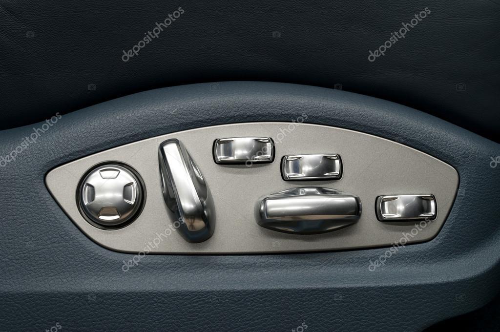 auto interieur detail foto van aleksdemeshko