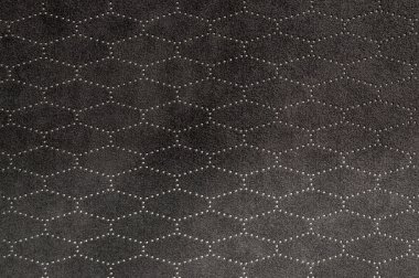 Car seat leather background.
