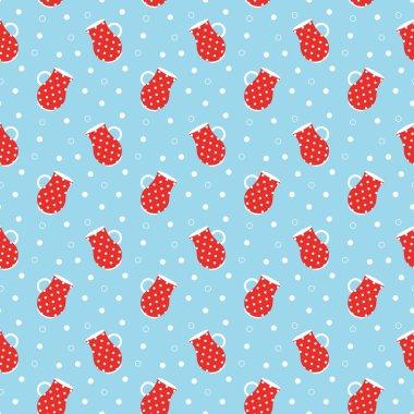 polka dots pitchers pattern