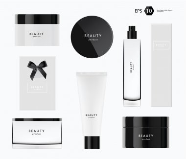 beauty package presentation set