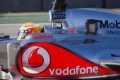 Lewis Hamilton McLaren-Mercedes