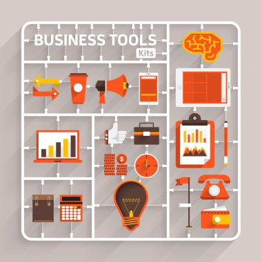 model kits for business tools