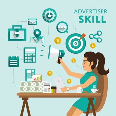 marketing show skill icon for Advertiser