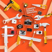 Fotografie repair camera services