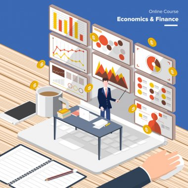 content economics concept