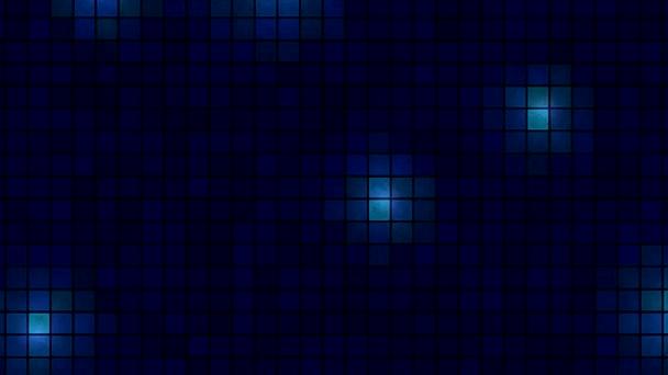 Světla na Kachlová pozadí - Loop Blue