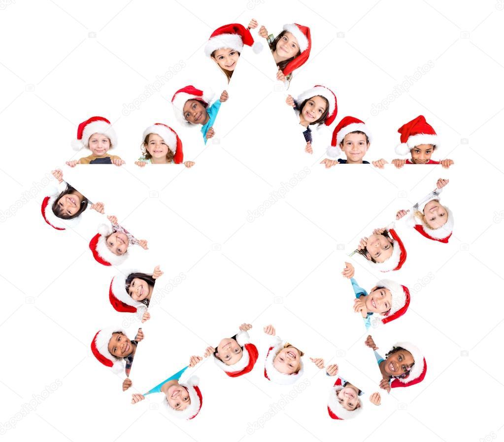 sterne weihnachten — Stockfoto © luislouro #54026857