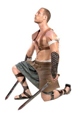 ancient gladiator warrior