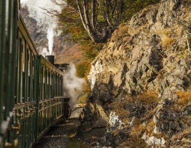 End of World Train, Tierra del Fuego, Patag
