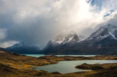 The Torres del Paine National Park in Chile