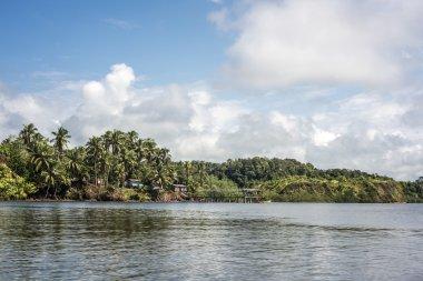 San Lorenzo in the northern coast of Ecuador, province of Esmera