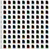 100 file types icon