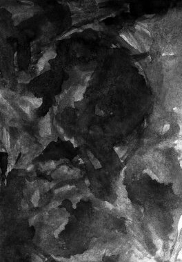 Black texture watercolor background
