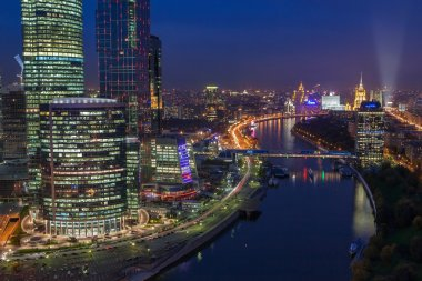 Night Moscow