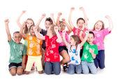Fotografie group of kids