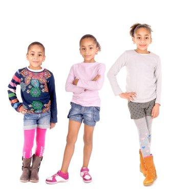 Age progression on kids