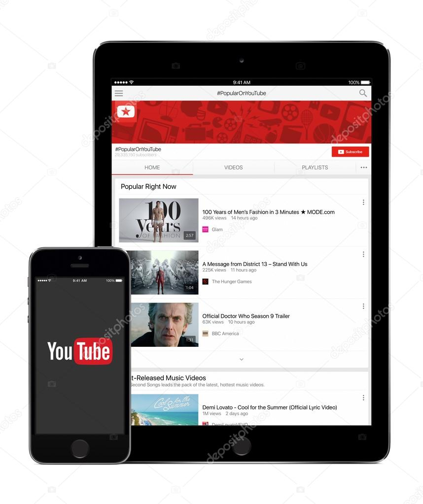 download youtube iphone 5
