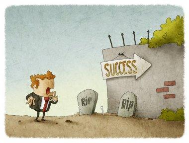 Entrepreneur sees risks to success