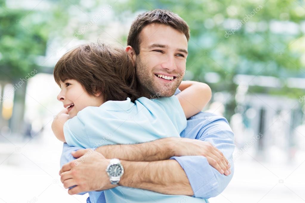 потпа с сыном фото