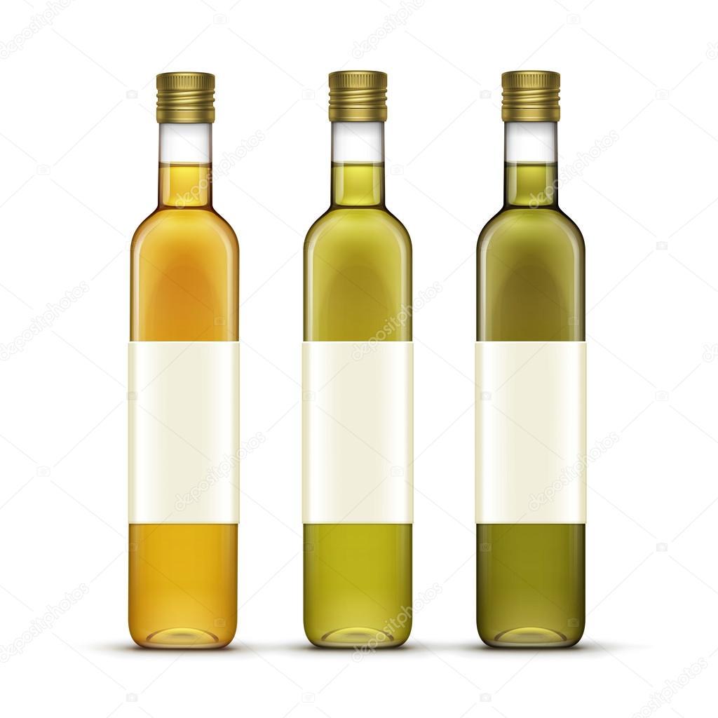 Alkohol-Getränke-Getränke-Whiskey oder Sonnenblumenöl Olivenöl ...