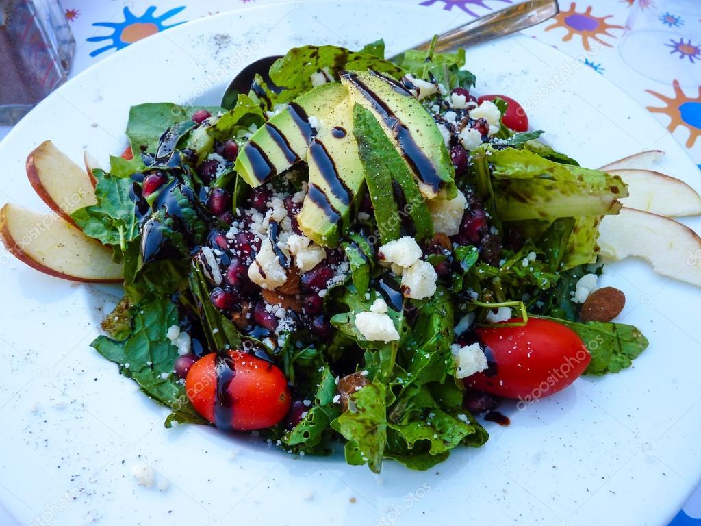 Gesunde griechische Küche — Stockfoto © nicousnake #77635722