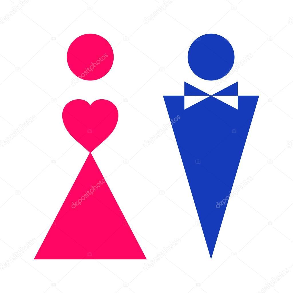 Symbols of gender stock vector albisoima 105877164 symbols of gender stock vector 105877164 buycottarizona