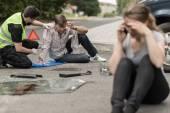 Oběti dopravní nehody