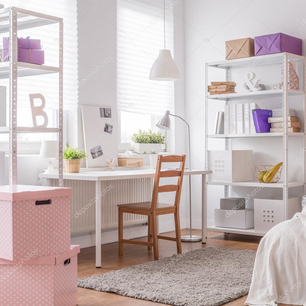 Minimalist Teenage Girl Bedroom Cozy Room For Teenage Girl