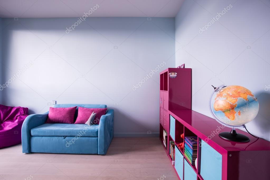 Kleurrijke kind kamer u stockfoto photographee eu