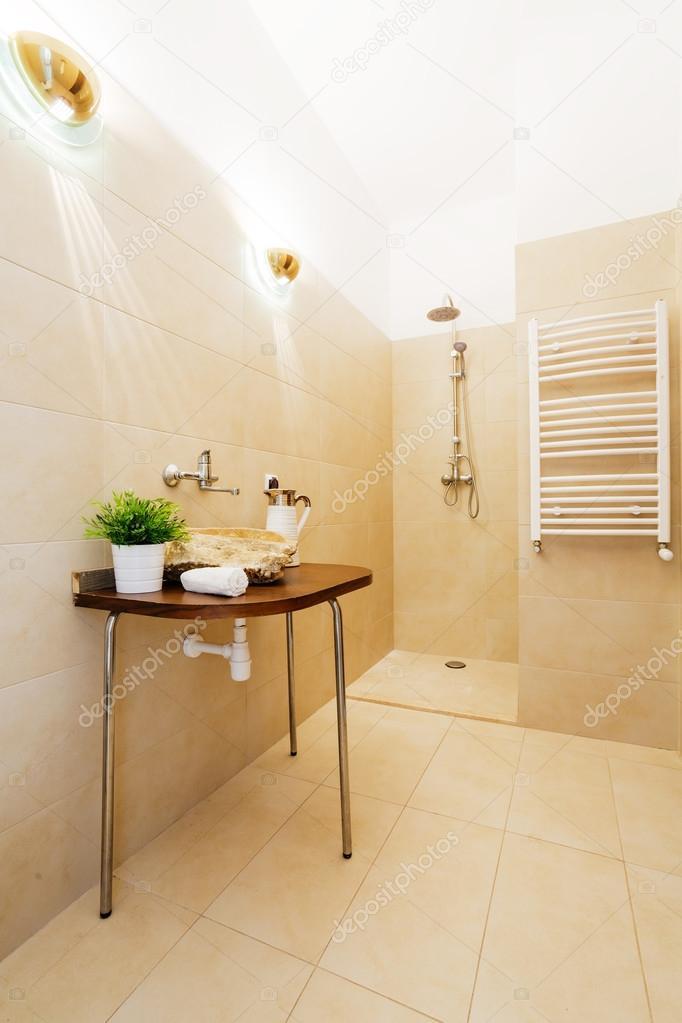 Soluciones de baño infrecuente añadir significado al interior — Foto ...