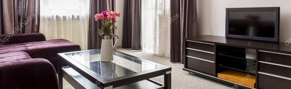 Idée de décoration chambre TV — Photographie photographee.eu ...