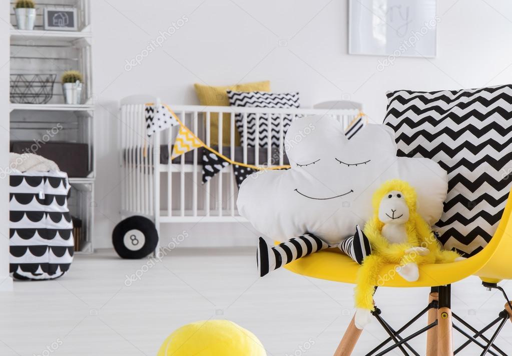 Scandi Babyzimmer Stockfoto C Photographee Eu 116473926