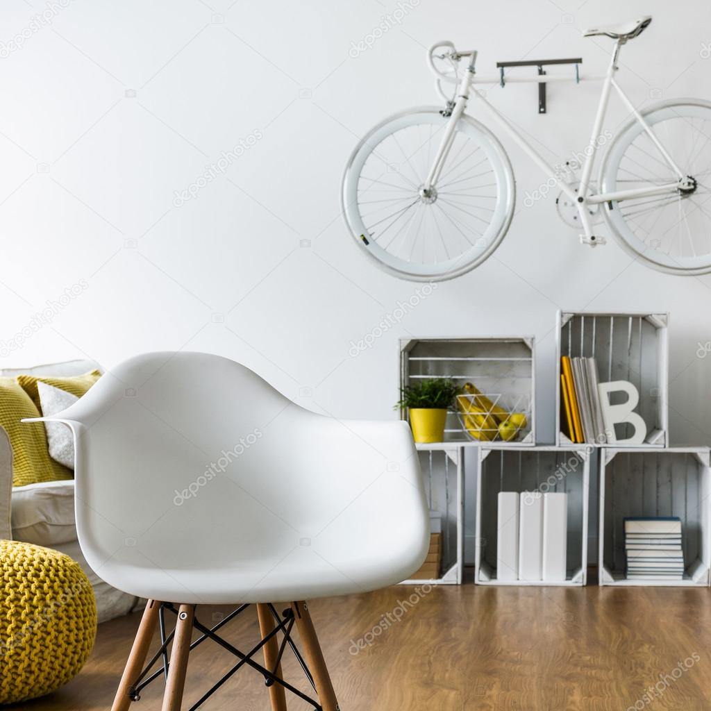 silla c moda ideal para habitaci n de estudiante foto de