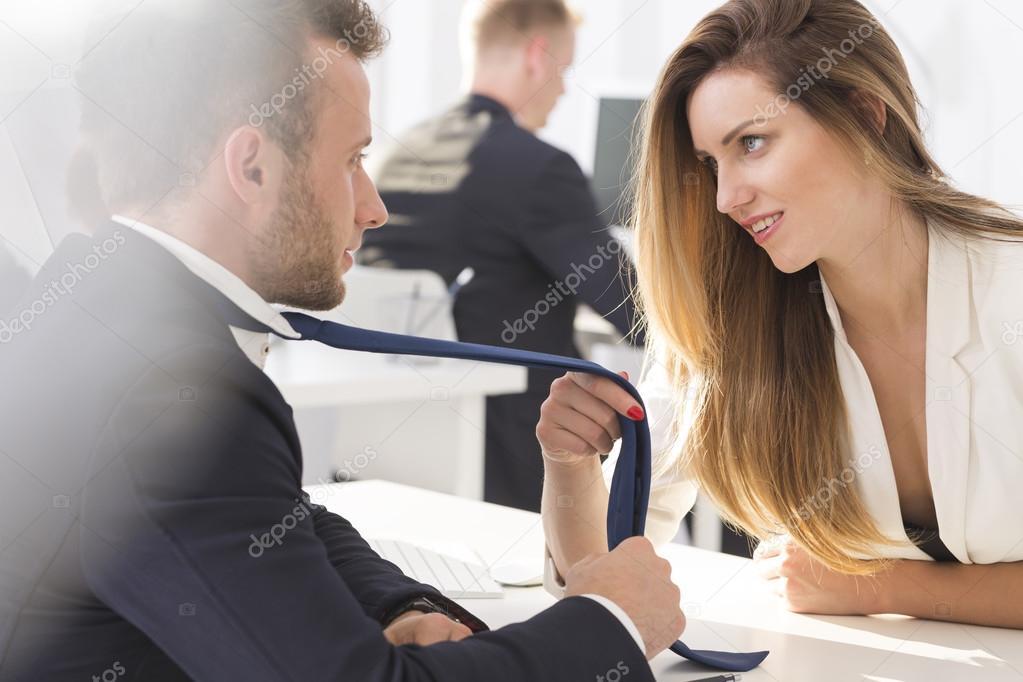 elegant flirten