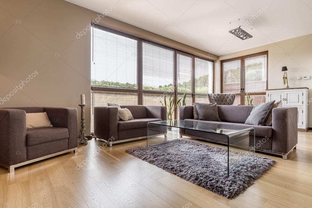 woonkamer meubels — Stockfoto © photographee.eu #122482544