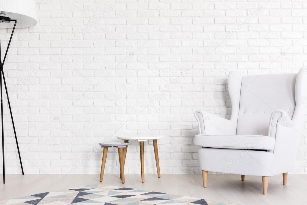 Puur wit design harmonie toe te voegen aan eigentijds interieur ...