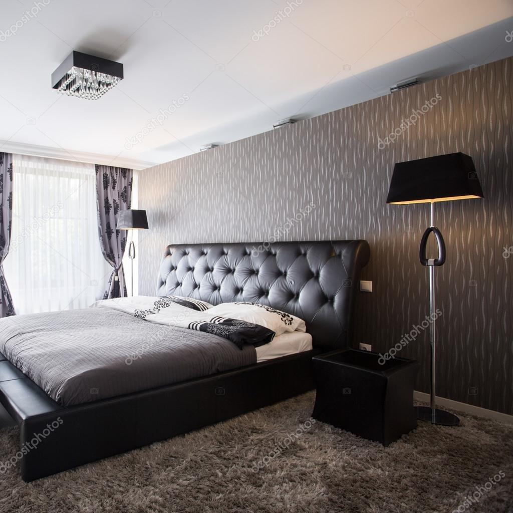 exklusive Schlafzimmer Luxus-Villa — Stockfoto © photographee.eu ...
