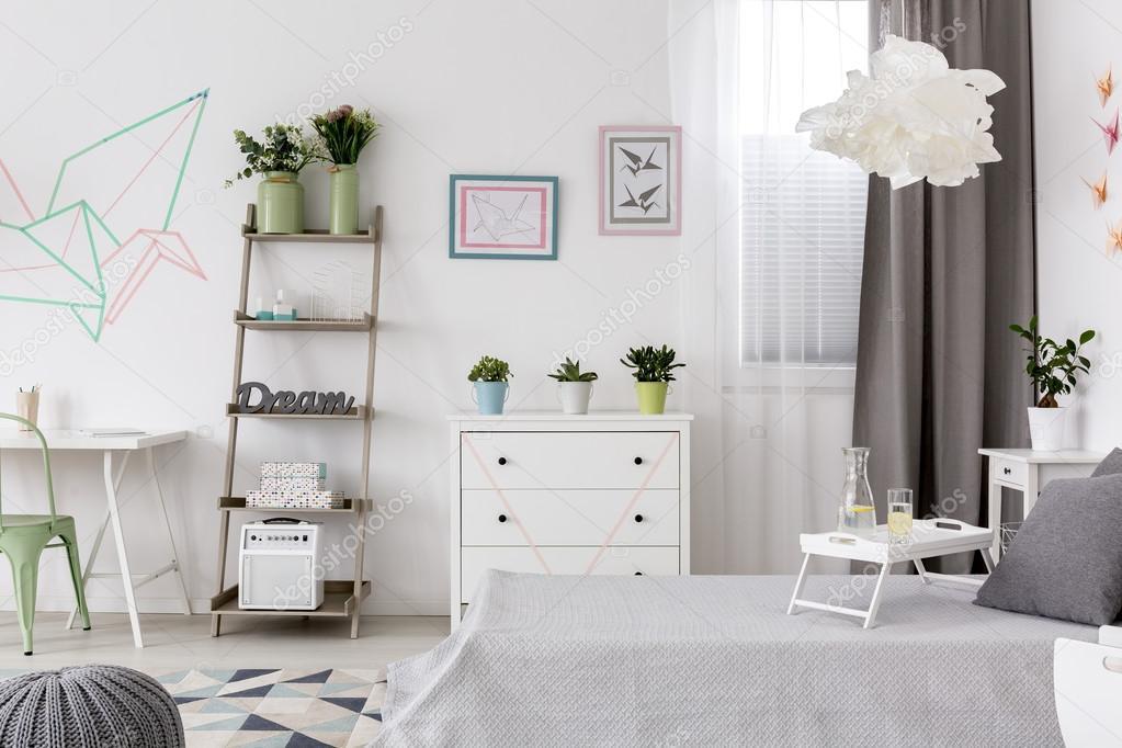 Neue Wohnung Mit Diy Dekoration Idee U2014 Stockfoto