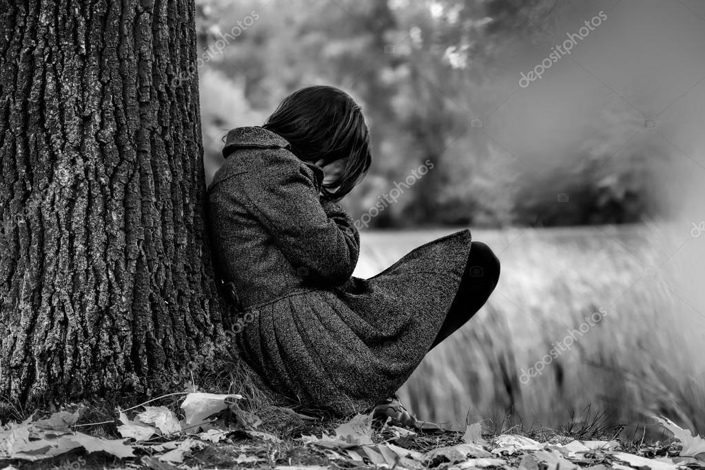 Tristeza de otoño — Foto de stock © photographee.eu #53126929