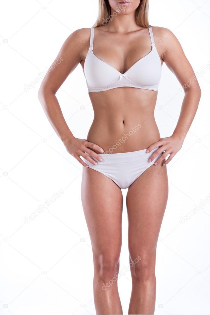 sportos női alak — Stock Fotó © photographee.eu  53951525 37dd323641