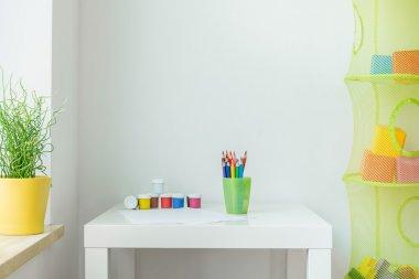 Children interior