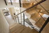 Fotografie Mramorové schodiště v domě drahé