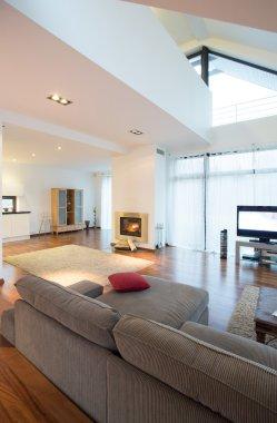 Beauty furnished house