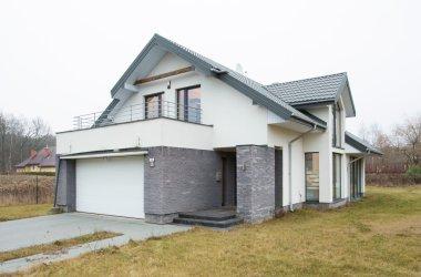 Pahalı ve modern ev fotoğraf