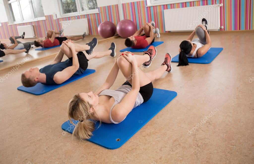 Strengthening abdominal muscles