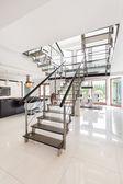 Gránitos lépcsők